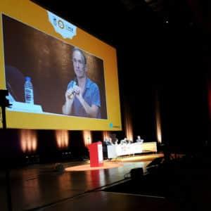 Tim Berners-Lee the web conf lyon