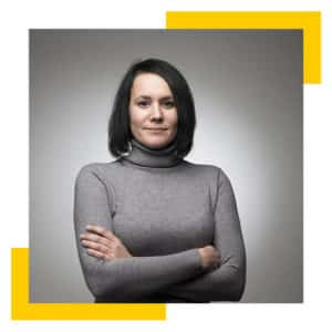 Portrait Margo Chaillou Ux design CDO