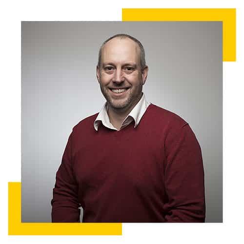 Portrait Sylvain Favre directeur technique