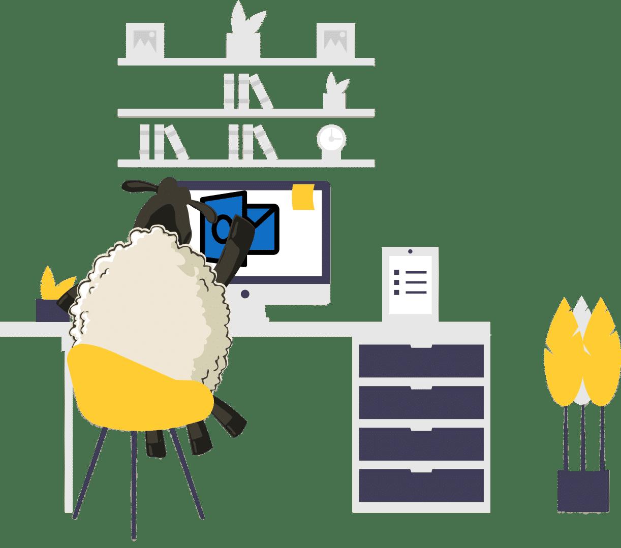 Pourquoi utiliser une messagerie collaborative ?